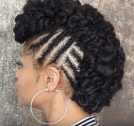 Latest Braid Styles In Kenyan Latest Kenyan Braiding Styles